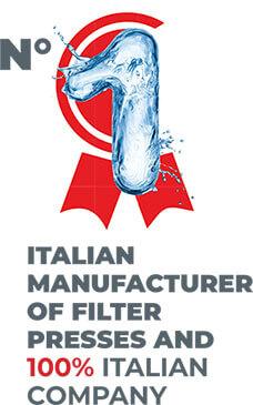 N1 Italian Manufacturer of Filterpresses